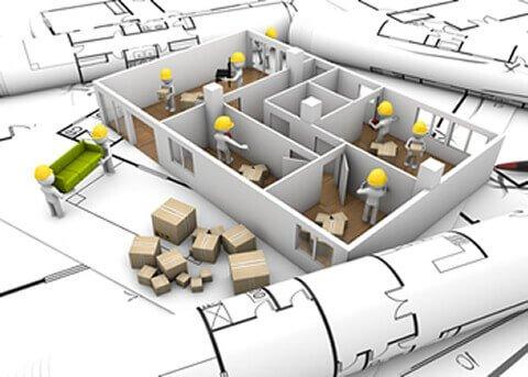 Serviços de Contruções Civis, Reformas, Restaurações, Limpeza e Lavagem de Fachadas